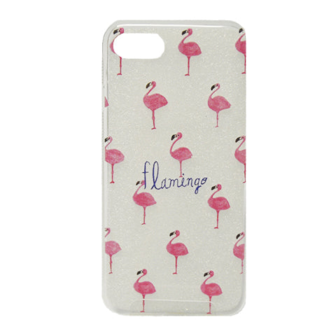 Capa iPhone 7 - Flamingo