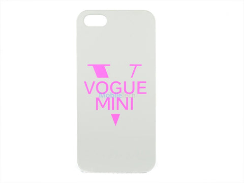 Capa iPhone 5 5S Vogue