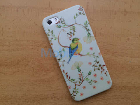 Capa iPhone SE - Bird