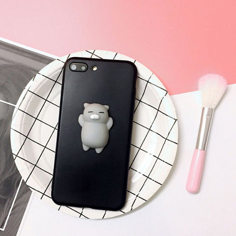 Capa Squishy 3D iPhone 6 6S Plus