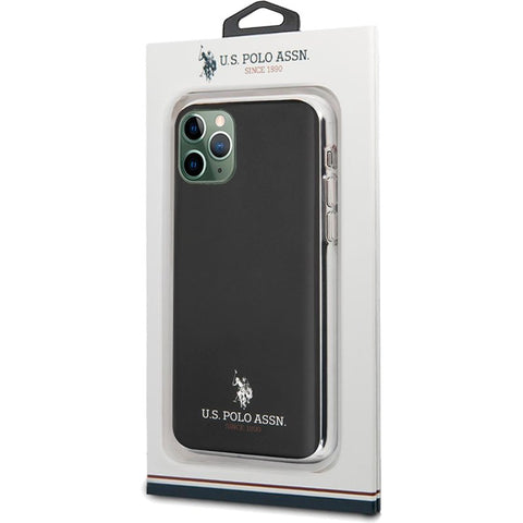 Capa IPhone 11 Pro Max Polo Ralph Lauren Preto