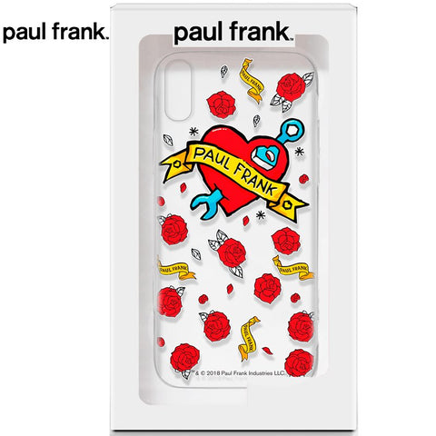 Carcasa COOL para iPhone XR Licencia Paul Frank Tattoo