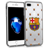 Capa iPhone 7 Plus / iPhone 8 Plus Futebol F.C. Barcelona