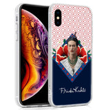 Capa iPhone XS Max Frida Kahlo Female