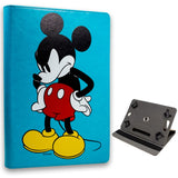 "Capa Ebook / Tablet 9""-10"" Universal Licença Disney Mickey"