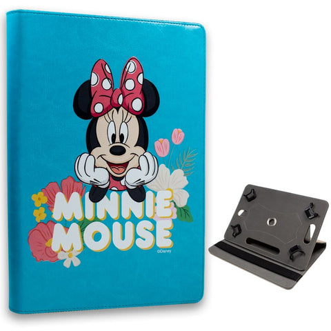 "Capa Ebook / Tablet 9""-10"" Universal Licença Disney Minnie"