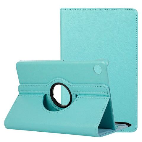 Capa Para Huawei Matepad T8 Synthetic Leather Liso Celeste (8 Pulg)