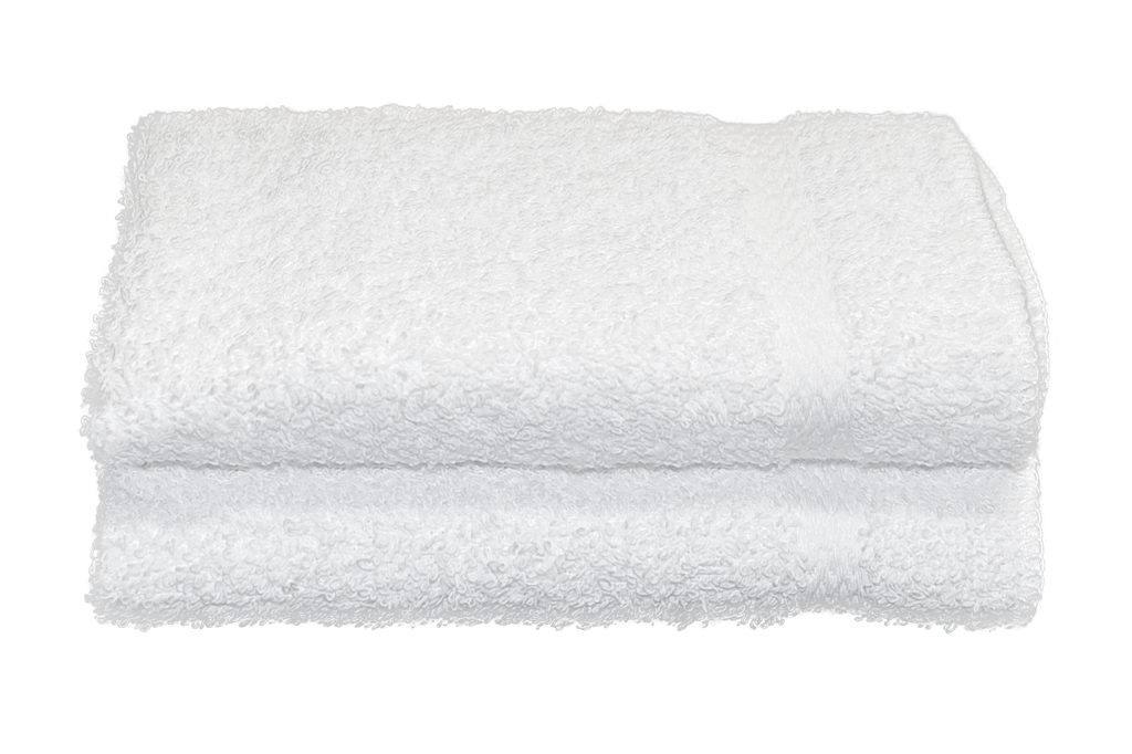 Avanti Face Cloths 13x13 in White, 1.5 Lb.