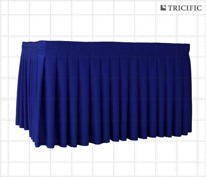 Table Skirting - 29 Inch Height