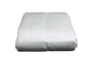Elegance T-250 Duvets, Microfibre, Full/Queen 90x90 in White
