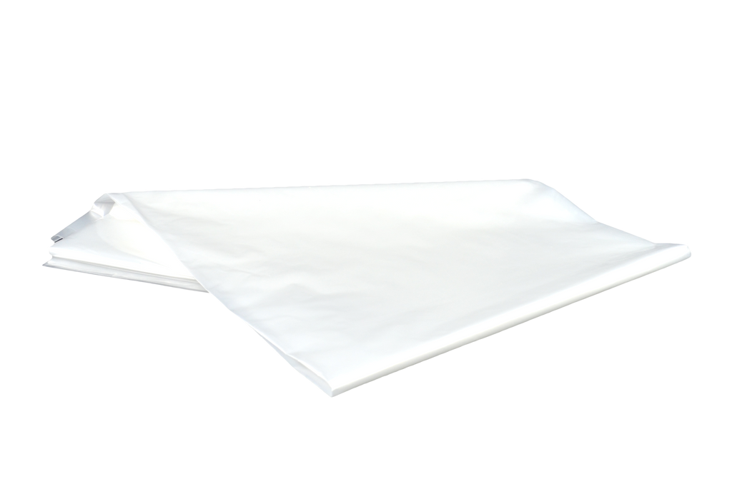 "20""x22"" Regular Strength Garbage Bags in Clear, 500/Case"