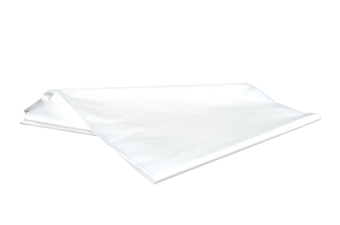 "35""x50"" Extra Strong Garbage Bags in Clear, 150/Case"
