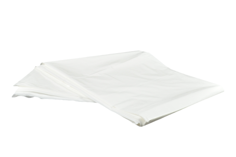 "20""x22"" Regular Strength Garbage Bags in White, 500/Case"