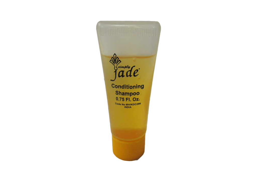 Simply Jade Conditioning Shampoo Bottles, 0.75 OZ