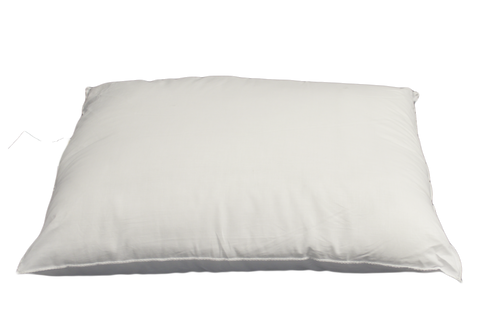 Touch of Class Pillows Standard 20x26 in White