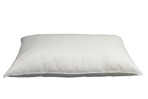 Comfort Plus Pillows King 20x36 in White