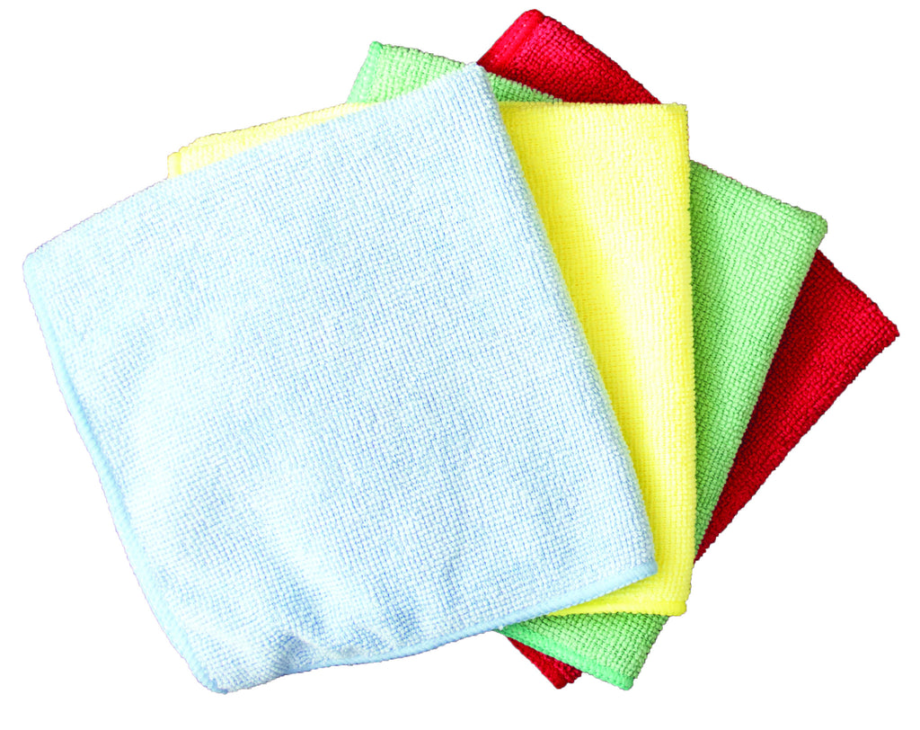 "14""x14"" Microfibre Cloths"