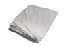 TriCare Bed Bug/Dust Mite Mattress Protector/Waterproof Double 54x76x15 in White