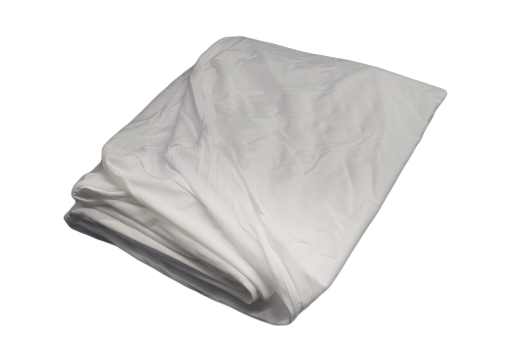 TriCare Bed Bug/Dust Mite Mattress Protector/Waterproof  Twin 39x76x15 in White