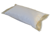 Storage Bags Pillow Bags 35x20 in Clear Vinyl with White Zipper