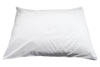 TriCare Flap (Hooded) Pillow Protector Standard 20x27 in White