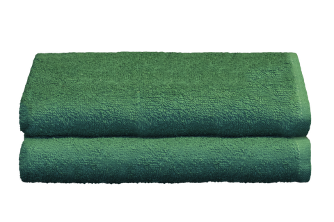 Splash Pool Towels 22x44 in Hunter Green, 6 Lb.