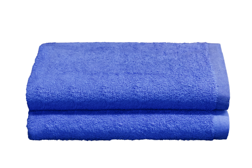Splash Pool Towels 22x44 in Medium Blue, 6 Lb.