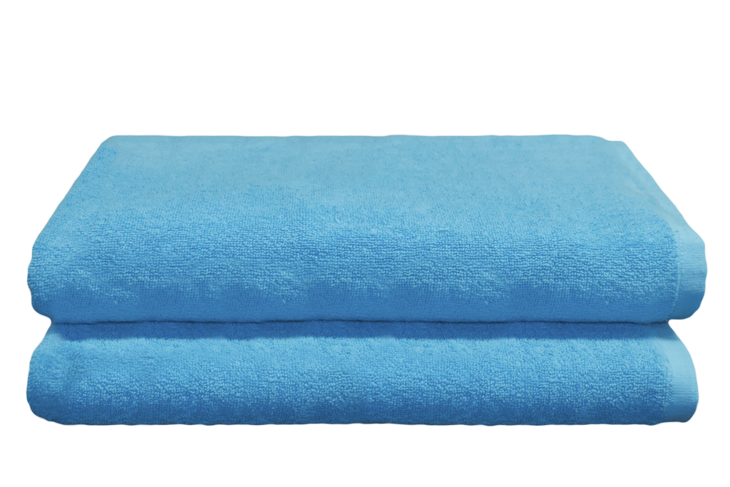 Splash Pool Towels 30x60 in Blue, 10 Lb.