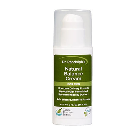 Natural Balance Cream for Men