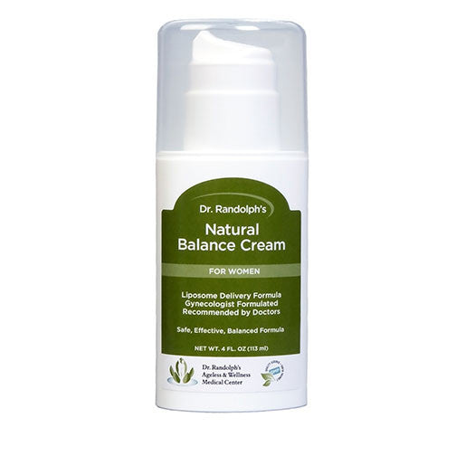 Natural Balance Progesterone Cream