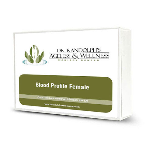 Complete Hormone Profile Kit for Women