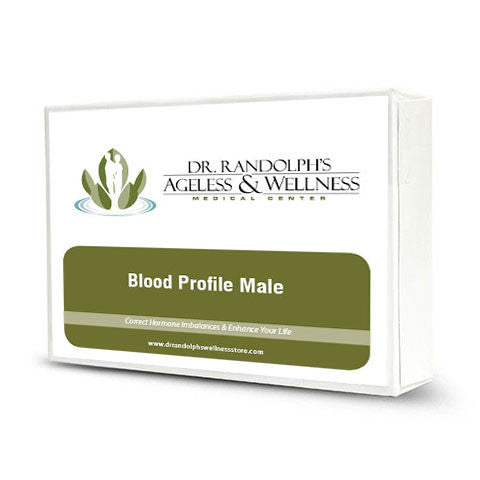 Complete Hormone Profile Kit for Men