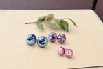 Set of 3 Post Earrings