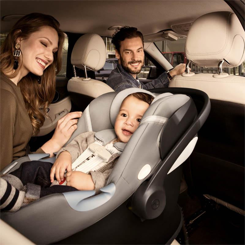 Summer Family Road Trip Tips from CYBEX