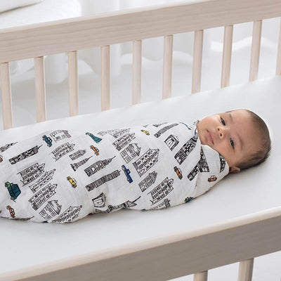 6 ways to use your swaddle
