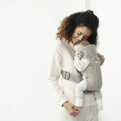 Babywearing your newborn