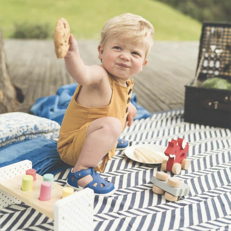 Planning a picnic with children