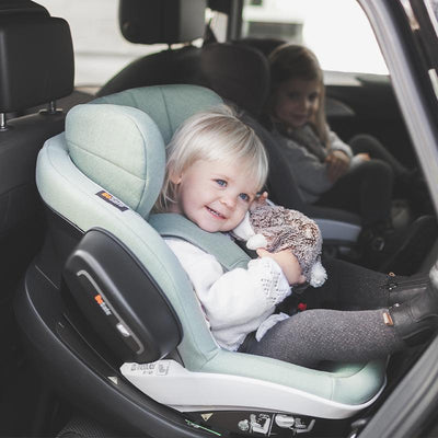 When to Change your Child's Car Seat