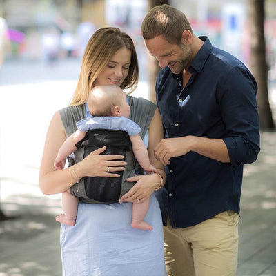 A Beginners Guide to Baby Carriers