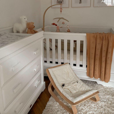 Baby Girl Nursery Inspiration with Sinead Crowe