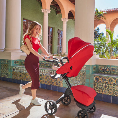 Introducing the Stokke Xplory X Pushchair