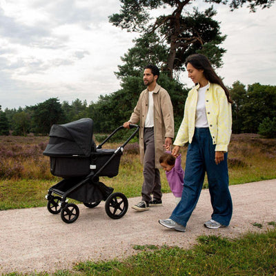 Comparing Bugaboo All-Terrain Pushchairs; Bugaboo Cameleon3 Plus vs Lynx vs Fox2