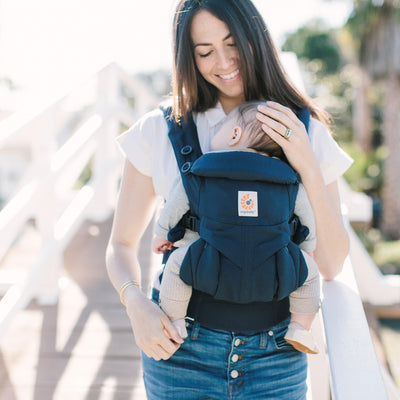 How to Check your Baby's Position in a Baby Carrier