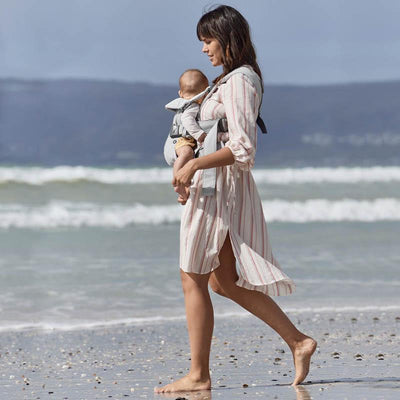 A guide to summer babywearing