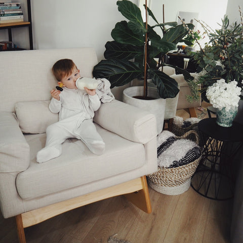 Parent Approved Review = Gaia Baby Rocking Chair 1