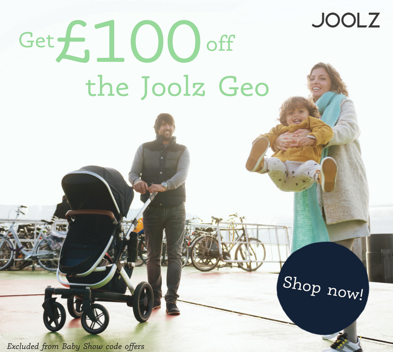 Joolz pushchairs shop now