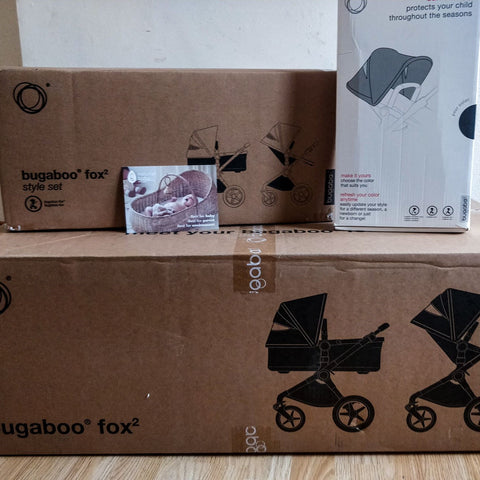 Bugaboo Fox2 Review