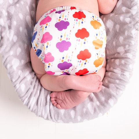 How to use and wash reusable nappies