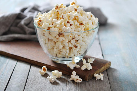 Lunch box ideas popcorn