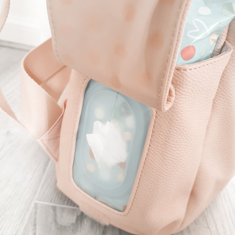Parent Approved Review = Babymel Robyn Changing Bag 2